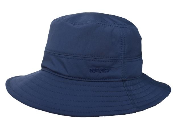 Wegener-Gore-Tex-Angler-Hut-blau-Hauptbild