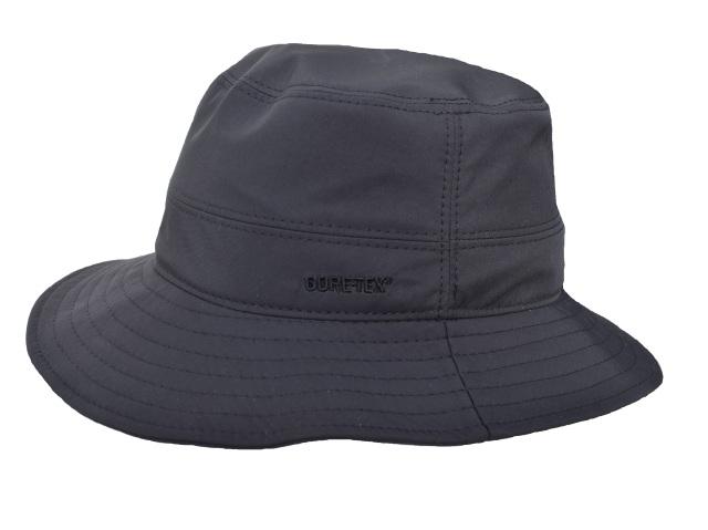 Wegener-Gore-Tex-Angler-Hut-schwarz-Hauptbild