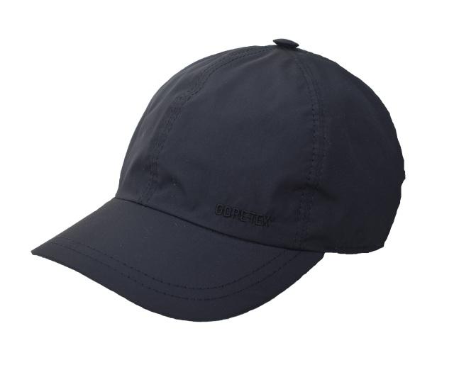 Wegener-Gore-Tex-Base-Cap-schwarz-hauptbild
